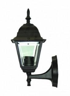 Купить Фонарь садово-парковый 60W черный LEMANSO PL4101