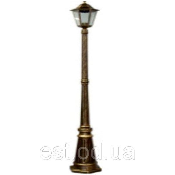 Купить Фонарь садово-парковый LEMANSO PL1101 код 33074