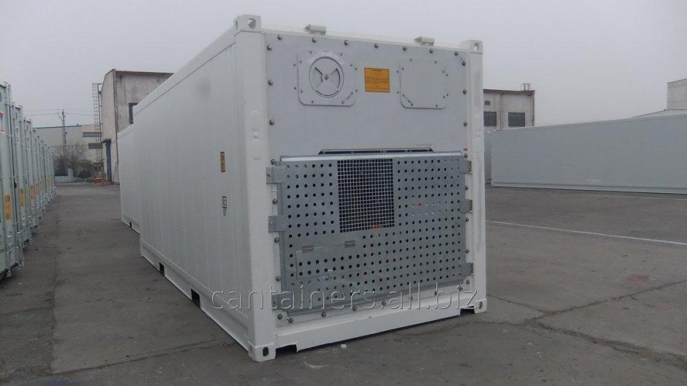 Купить Рефрижераторный контейнер 40 футов 2001 г. в. Рефконтейнер