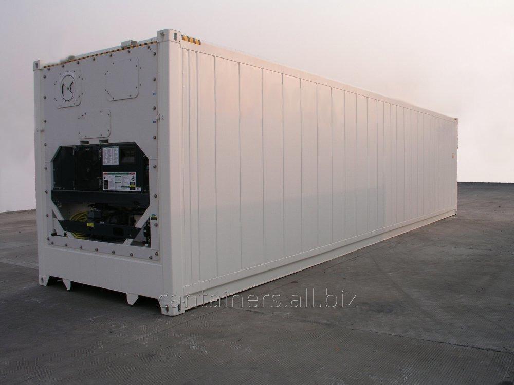 Купить Рефрижераторный контейнер 40 футов 2002 г. в. Рефконтейнер