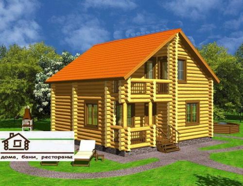 Купить Строительство деревянных домов