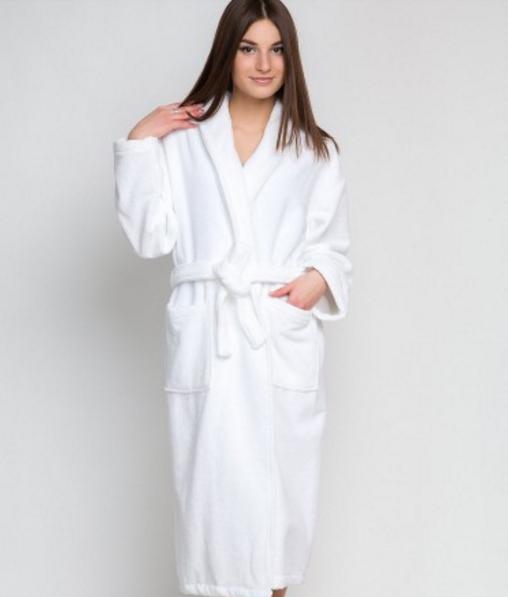 Terry dressing gown buy in Vinnitsa