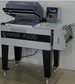 Камерные упаковочные аппараты MARIPAK модель COMPACK 450, автоматы упаковочные для продуктов