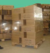 Пленки упаковочные паллетные и другие пленки для упаковки товара, фруктов, овощей