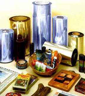 Пленка полипропиленовая (БОПП) для упаковки товаров пищевой и непищевой промышленности