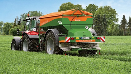 Купить Высокопроизводительный распределитель удобрений Amazone ZG-TS