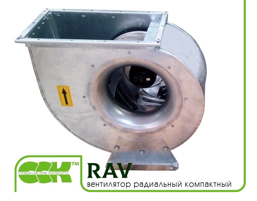 Industriële ventilatoren