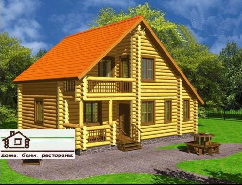 Дома каркасные