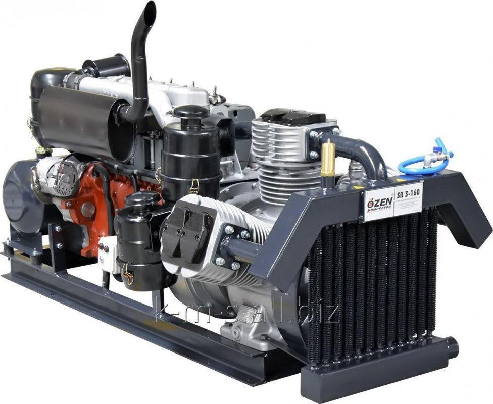 Buy Compressor diesel SB 3x160D (Deutz New)