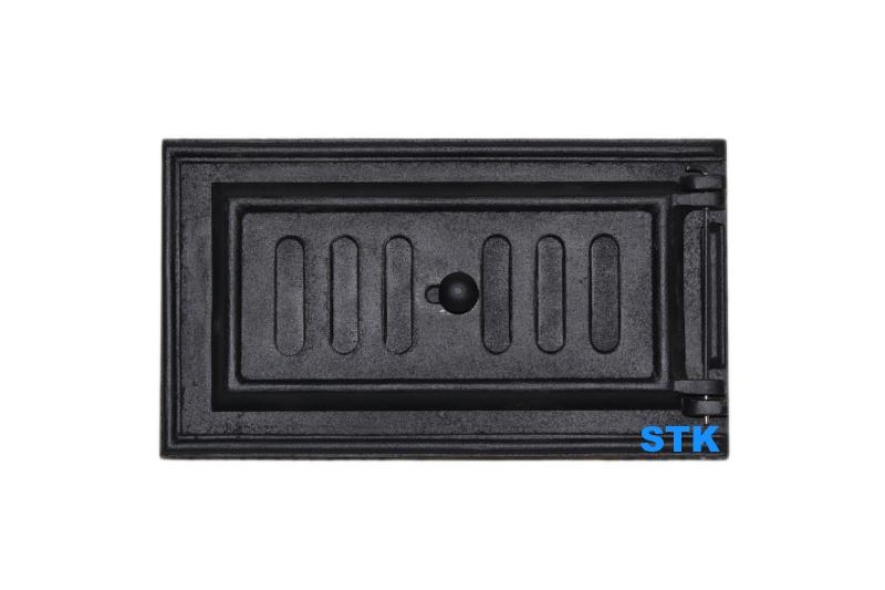 Чугунные дверцы для зольника 432