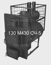 Банная печь  парАвоз 130М430СЧ5