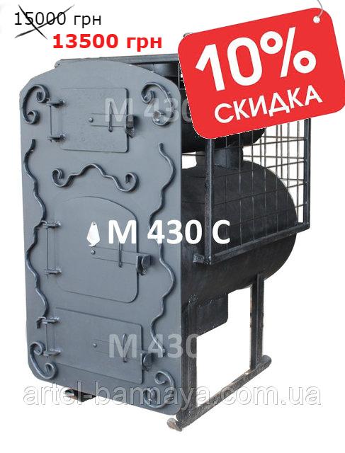 Печь банная парАвоз М430С  для русских парных