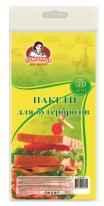 Пакеты для бутербродов TM Помощница 30шт