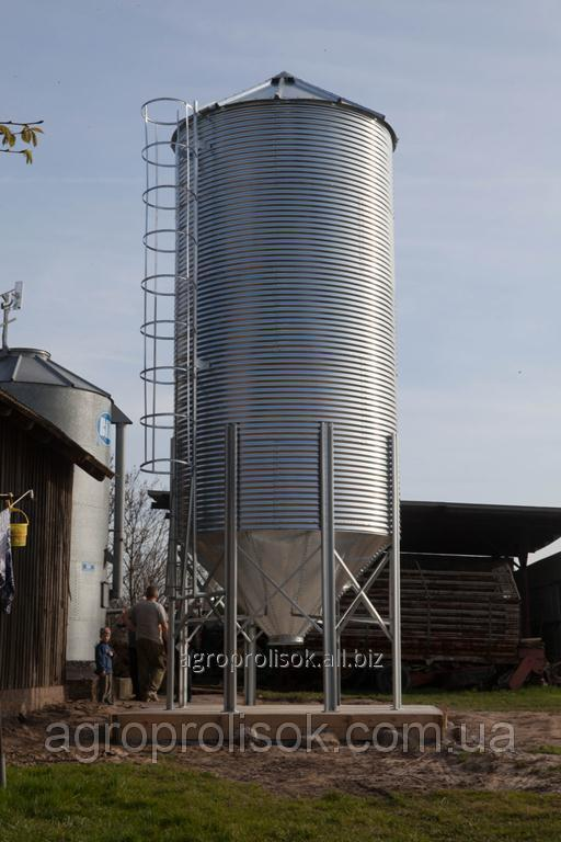 Зерновые силосы 42 т