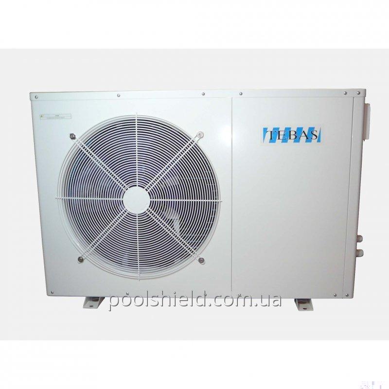 Heat pump for Tebas BP-50 basin