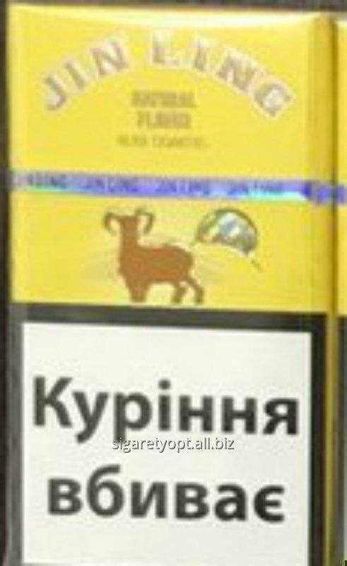 Купить сигареты джин линг сигареты дакота купить в волгограде