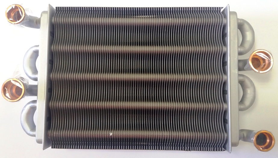 Heat Exchanger Of Bitermicheskiya Of Ferroli Domiproject C24d F24 D