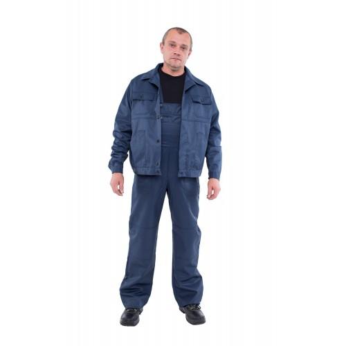 Рабочий полукомбинезон и куртка Базис арт.: 105