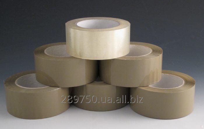Купить Клейкая упаковочная лента Скотч 48*100*40 коричневый