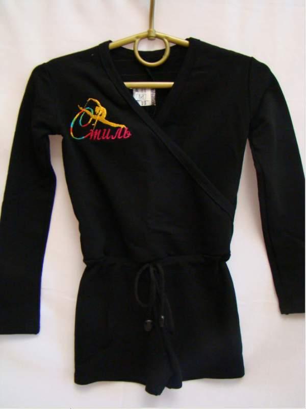 Тренировочная одежда для художественной гимнастики