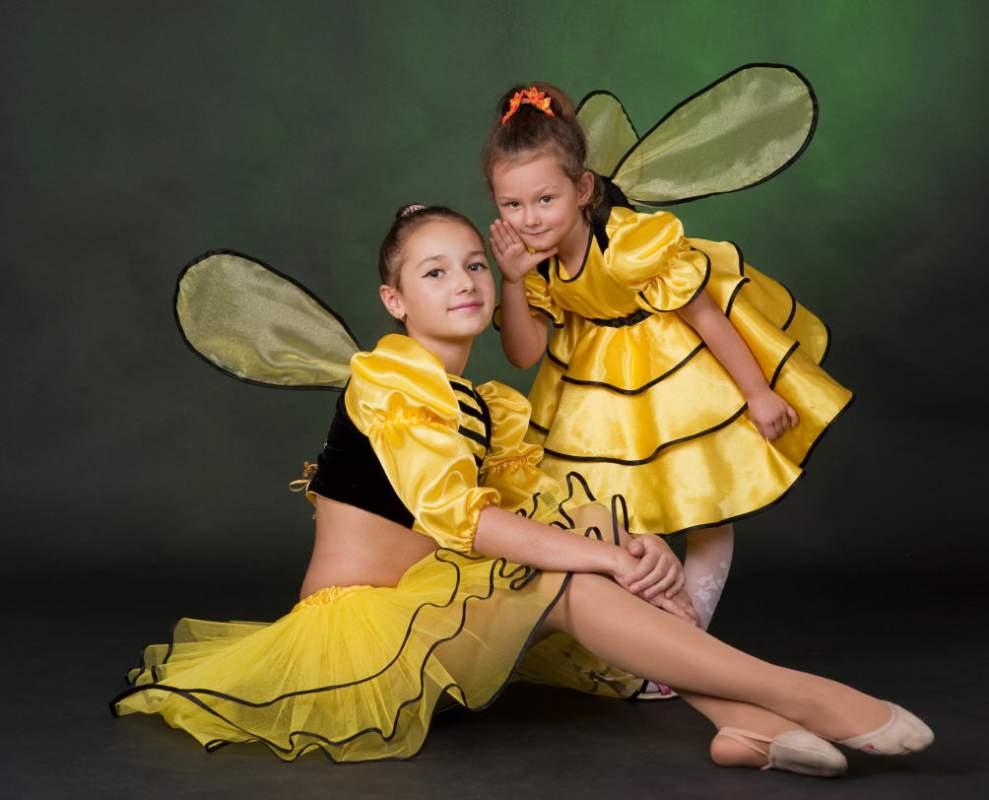 Костюмы Пчелки