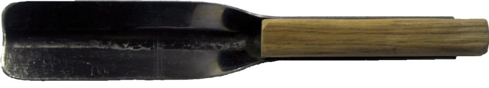 Ложка для меда с короткой ручкой