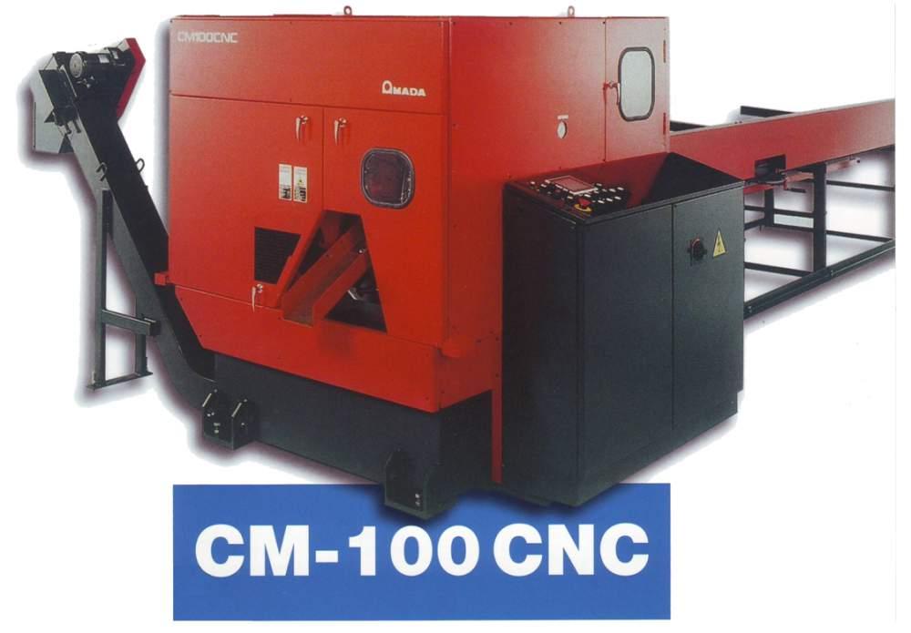 Автоматический дисковый отрезной станок Amada CM-100CNC