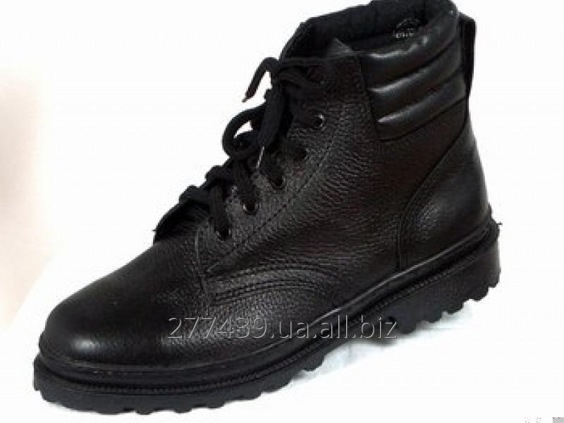 Купить Ботинки клеепрошивные
