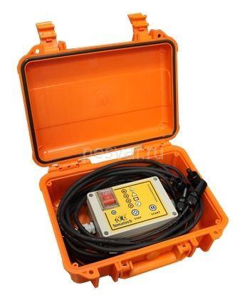 Аппарат электромуфтовой сварки  Nowatech ZERN-160 для низконапорных систем