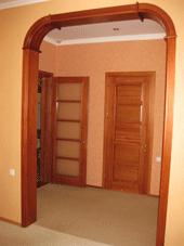 Купить Деревянные двери.