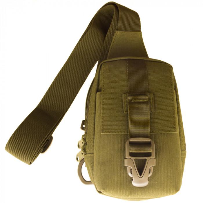 Comprar La bolsa del portamonedas para teléfono a través del hombro el coyote TGBP-9119-tan