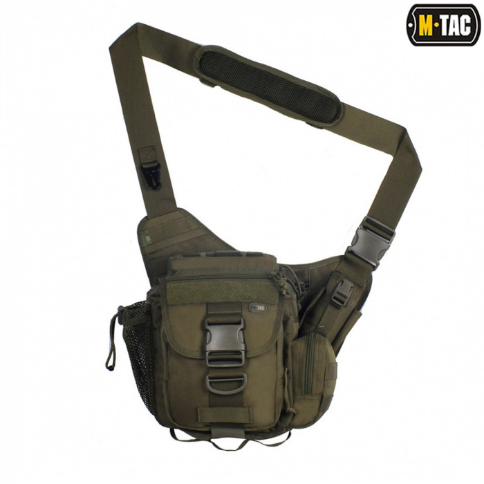 La bolsa a través del hombro M-Tac EveryDay Carry el olivo 10322001