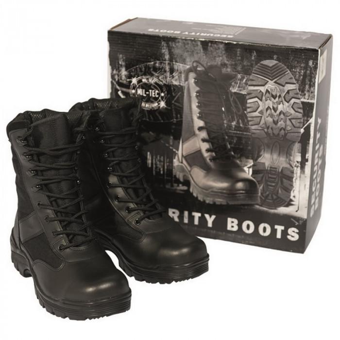 Купить Ботинки тактические Mil-Tec Security Boots