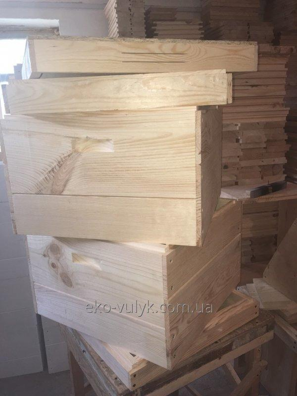 Beehive to 12 frame, multicase