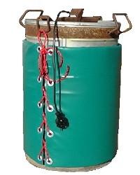 Декристаллизатор для роспуска мёда в фляге 40л. Разогрев до +40°С.