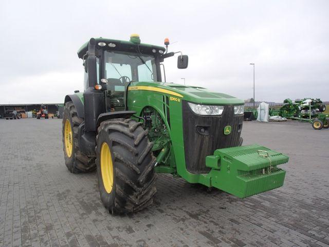 Купить Трактор JOHN DEERE 8360R 2012 года