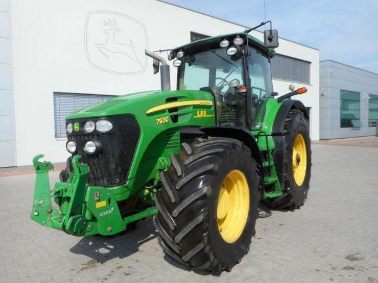 Купить Трактор JOHN DEERE 7930 2009 года