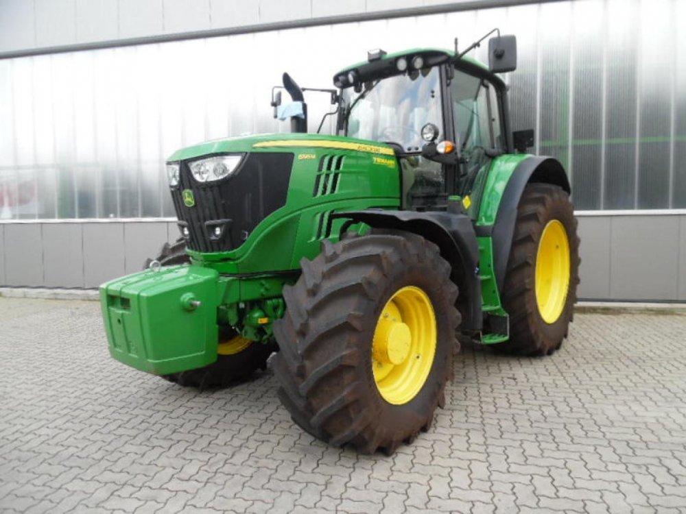 Купить Трактор John Deere 6195 M 2016 года