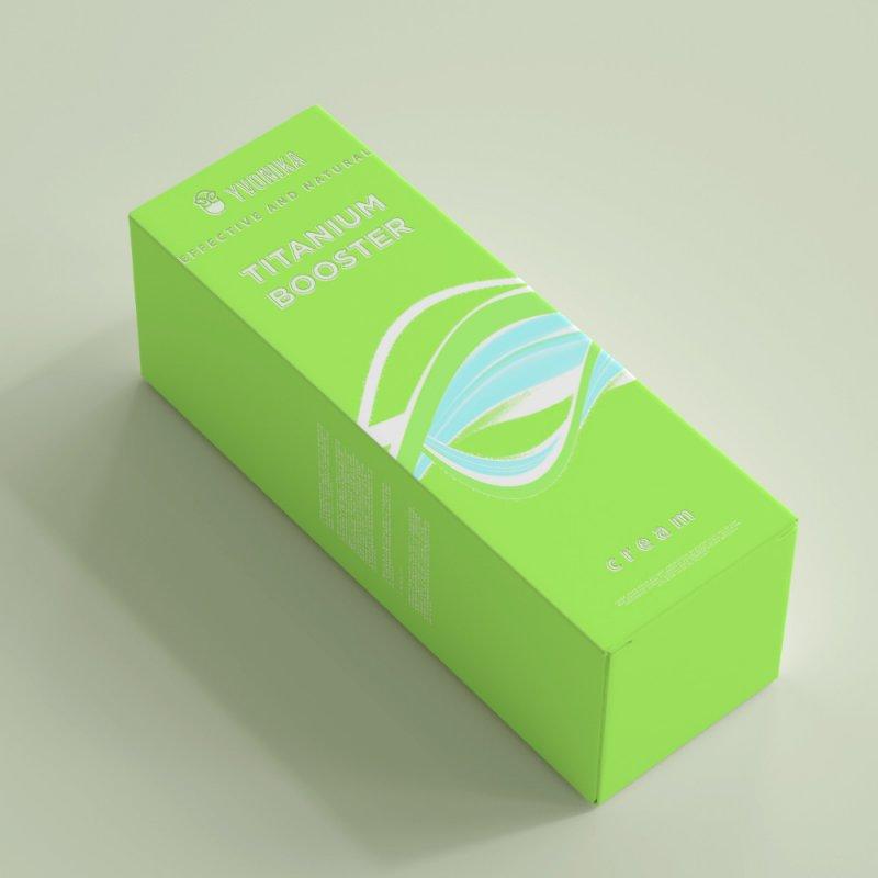 Усилитель косметических средств Titanium Booster Титаниум Бустер
