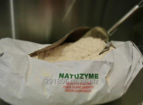 Мультиферментный препарат НАТУЗИМ, кормовая добавка для свиней.