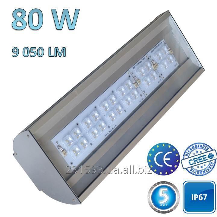 Buy LED street lamp, 80W-9050Lm-IP67, TZ-LSTREET-80