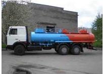 Автоцистерна АЦ-15-630305 для транспортирования по всем видам дорог топлива