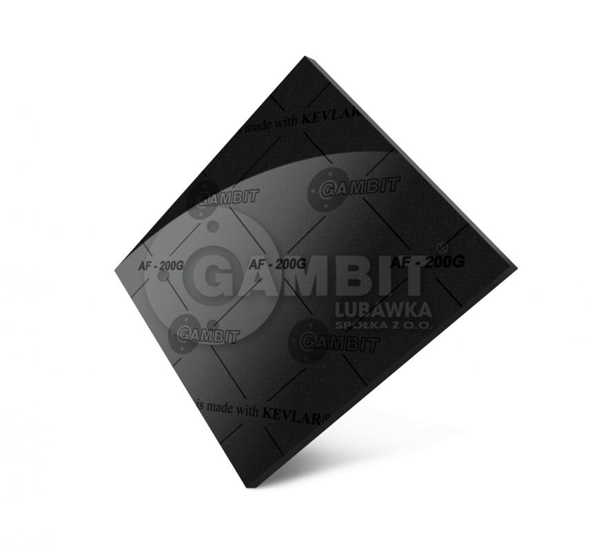 БЕЗАСБЕСТОВЫЙ ПАРОНИТ Gambit AF-200G