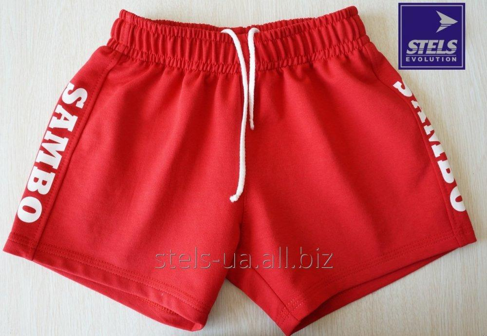 "Shorts per sambo ""Stels"" - Junior"