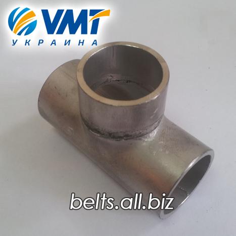 Buy Tee corrosion-proof (tee nerzh. N/. stainless steel)