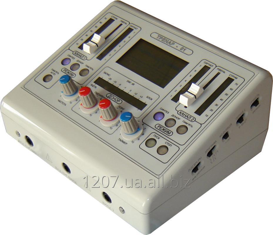 Тренар-01 апарат для електростимуляції з біокеруванням