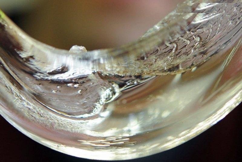 Liquid glass sodium