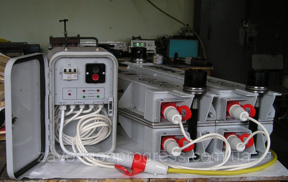Купить Вулканизатор - пресс ВИКЛ-800М