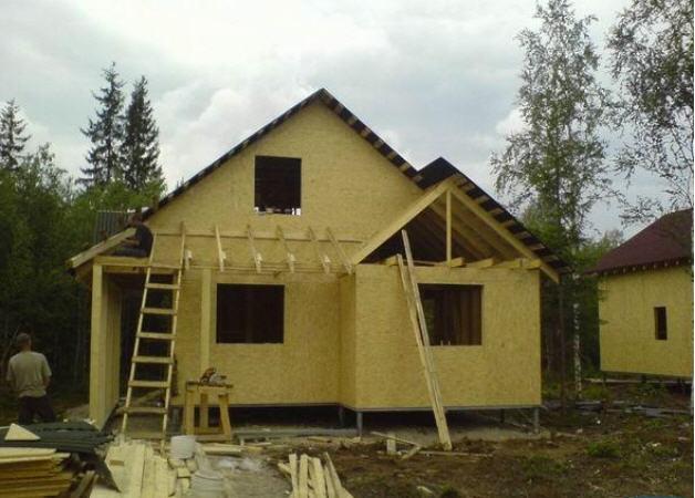 Строительство каркасных домов в Севастополе!, фото - Реклама Севастополя