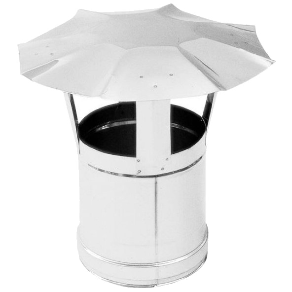 Купить Зонт дымохода из нержавеющей стали Ballu 02Ac282